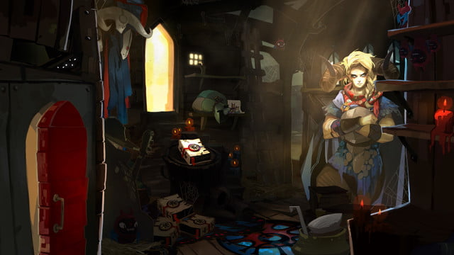 Pyre room