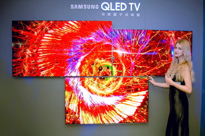 samsung hisense tcl qled alliance announcement