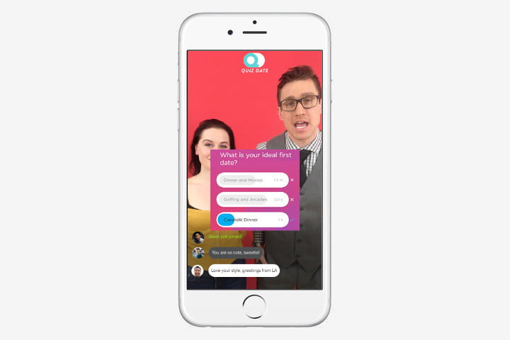 LIZZIE: Connecting singles iphone app