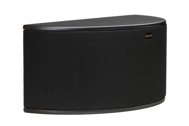 klipsch unveils stockpile new speakers reference home theater line r 14s angle