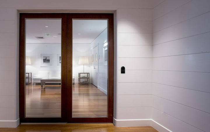 Latch shows off its new Latch R Series, a smart access system for the modern home