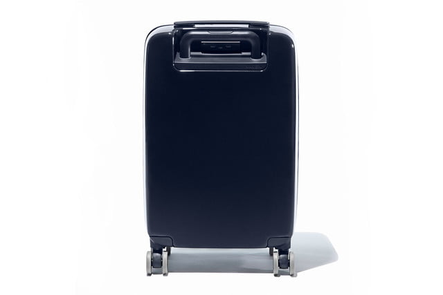 raden smart luggage a22 carry hero navy gloss 3