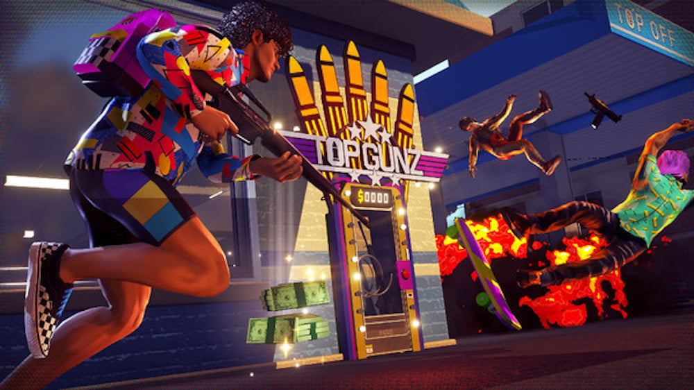 Radical Heights Is An 80s Style Battle Royale Game Show Digital