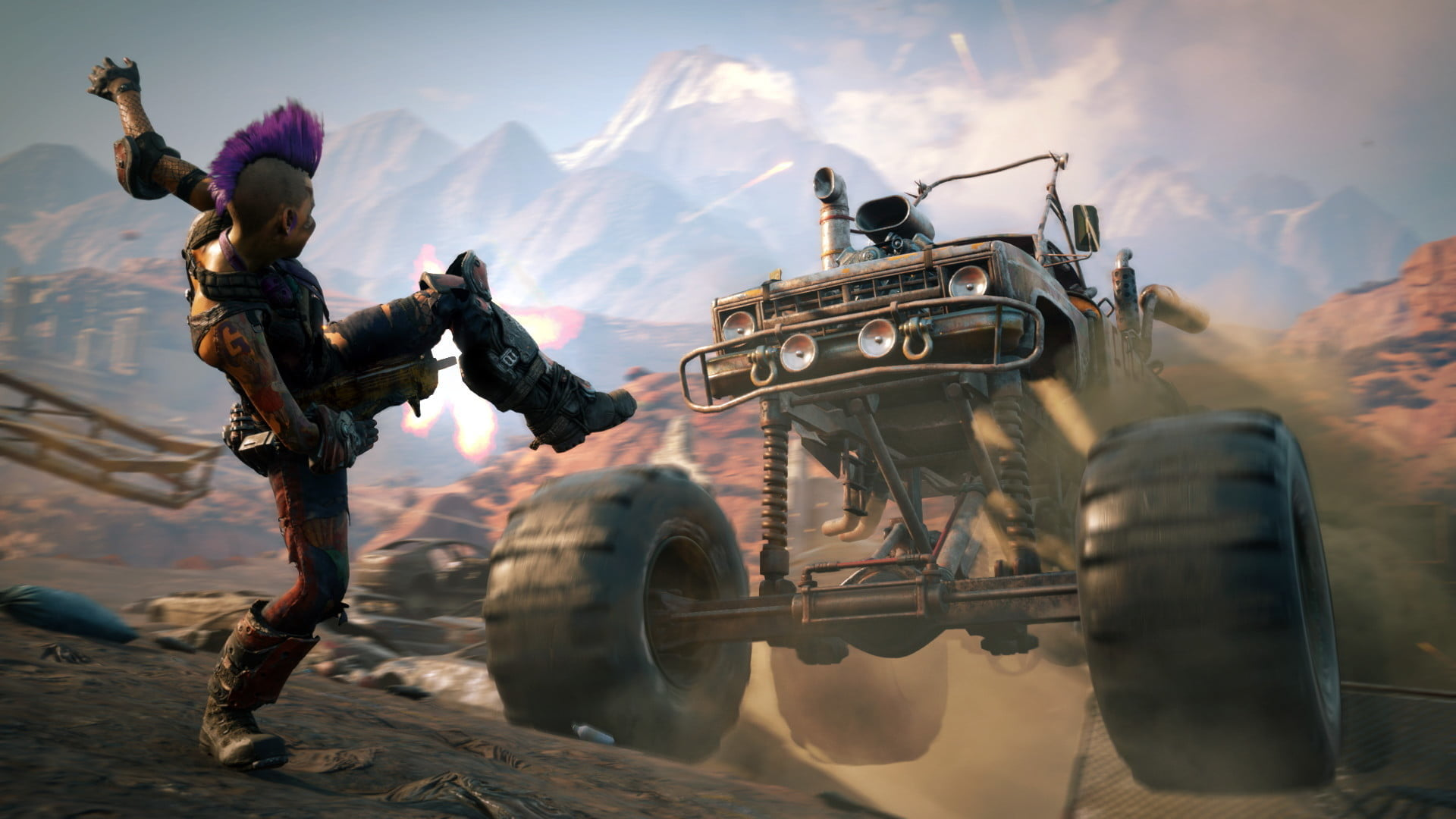 Rage 2 Everything We Know About Abilities Locations Weapons And