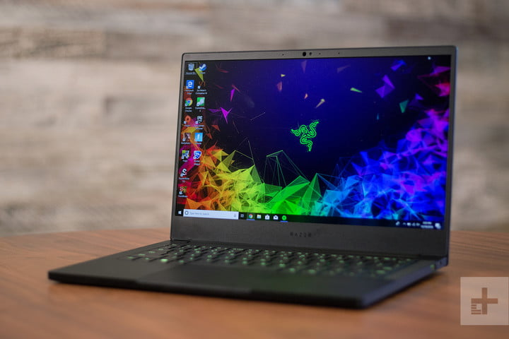 If looks could kill, the Razer Blade Stealth would be a deadly weapon