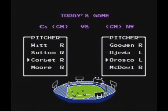 best nes games ever rbi screen 1