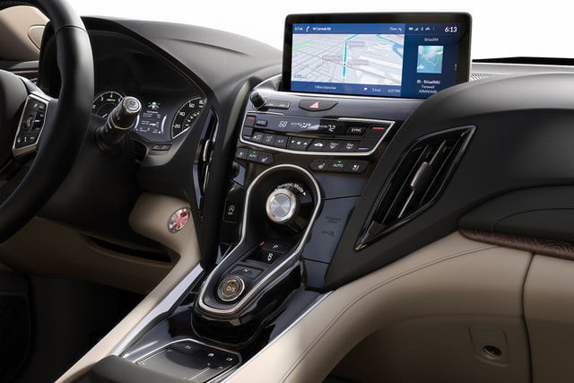 acura true touchpad infotainment system review rdx19 p015