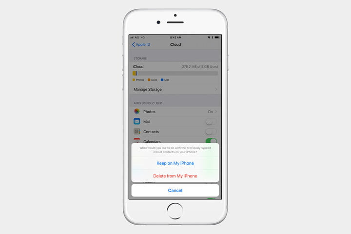 how to restore contacts on an iphone recover 1