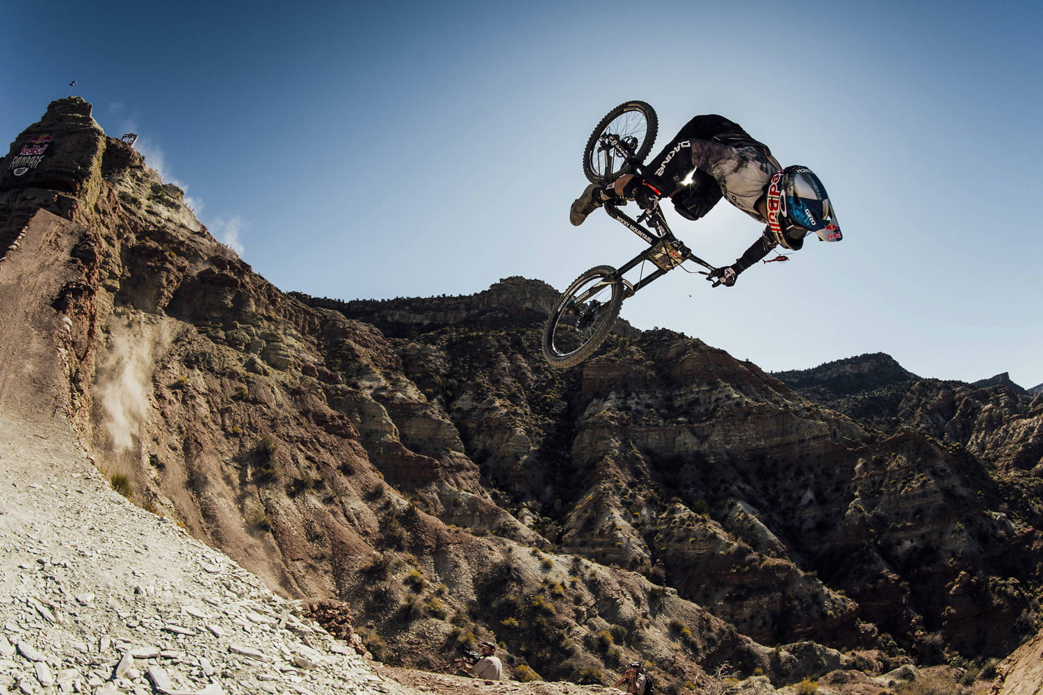2e5865347f5 Red Bull Partners with Intel for Extreme Mountain Bike AR Experience ...