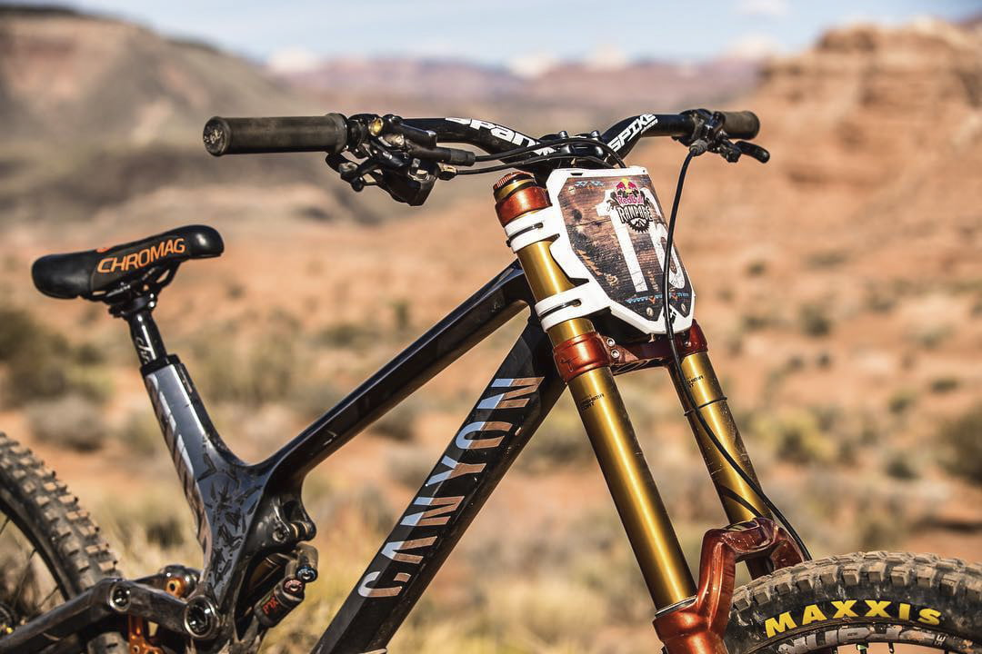the mountain bike technology of red bull rampage digital trends. Black Bedroom Furniture Sets. Home Design Ideas