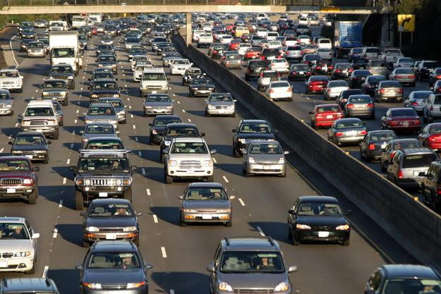 Report U S Traffic Congestion Wastes 1 9 Billion Gallons