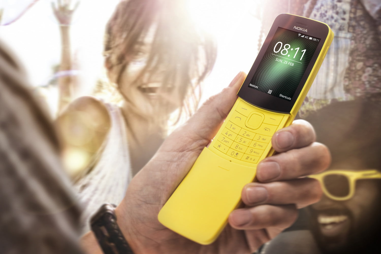 Nokia 8110 4g everything you need to know digital trends hmd global launches nokia 8110 with 4g support gumiabroncs Gallery