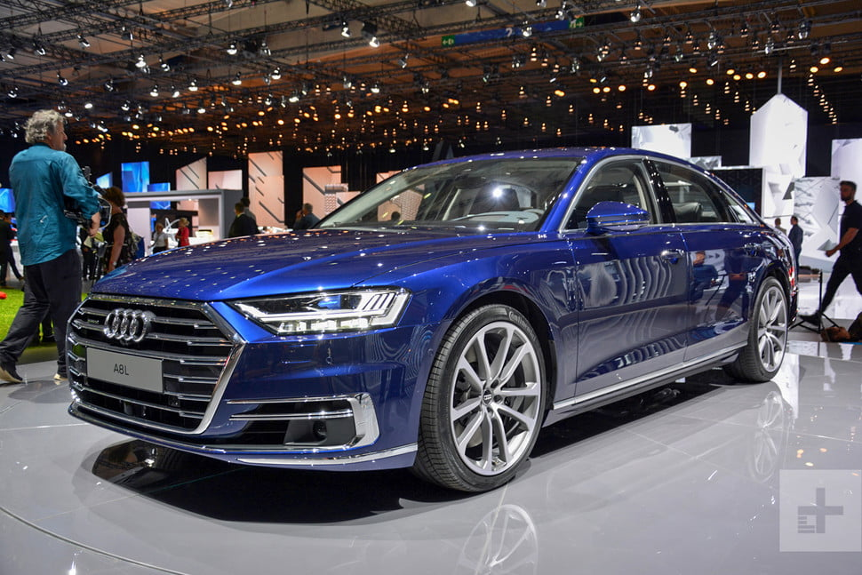 Audi Wants To Turn Drivers Into Passengers But Will The - Audi car 04