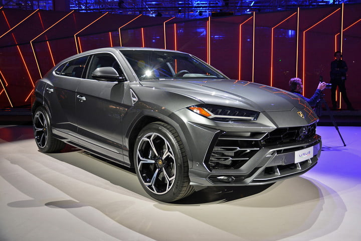 lamborghini urus suv | specs, performance, pictures, price