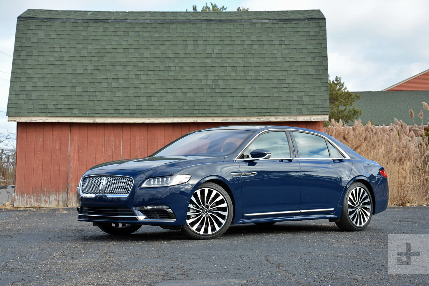 With the roomy and speedy 2019 Continental, you can take Lincoln seriously again