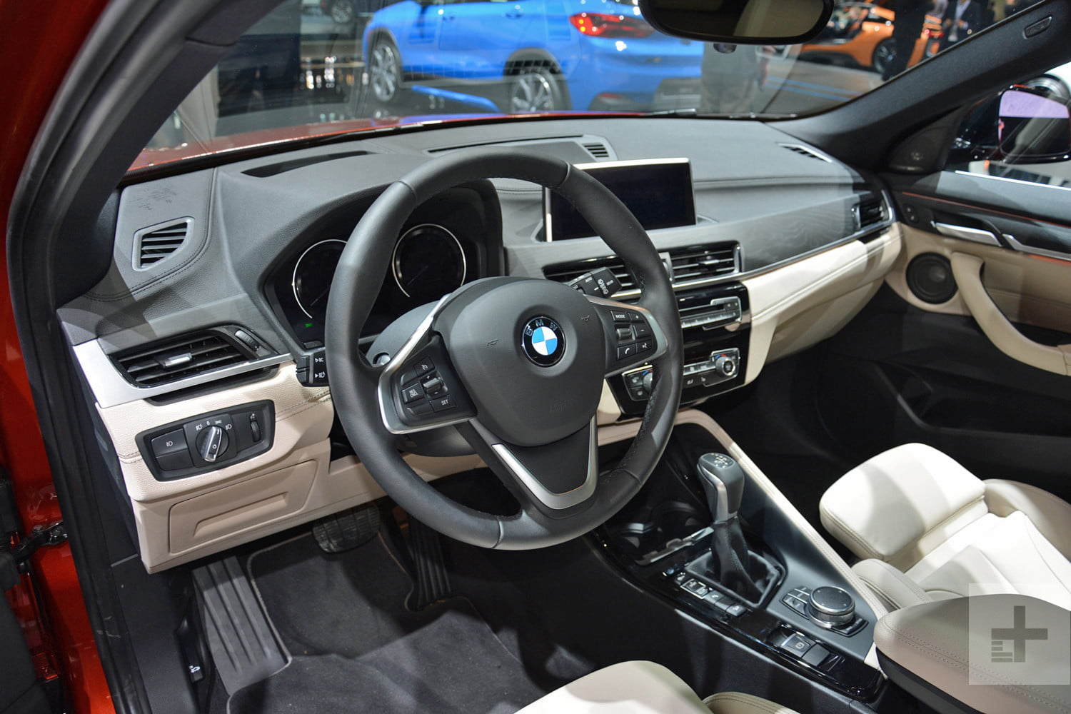 2018 bmw x2 design insight technology and interior features BMW iPod & USB Adapter 2018 bmw x2