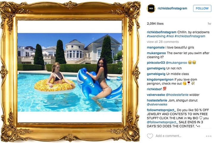 Rich kids flaunt wealth on Instagram and Snapchat, will make your blood boil