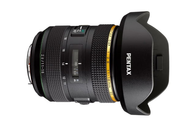 Pentax Star Series 11-18mm F2.8 promises sharp shots for astrophotography