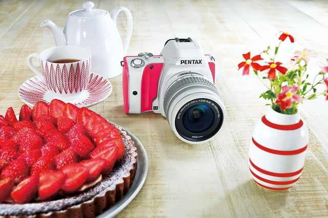 ricoh adds sweet touch dslrs candy colored pentax k s1 ks1 9