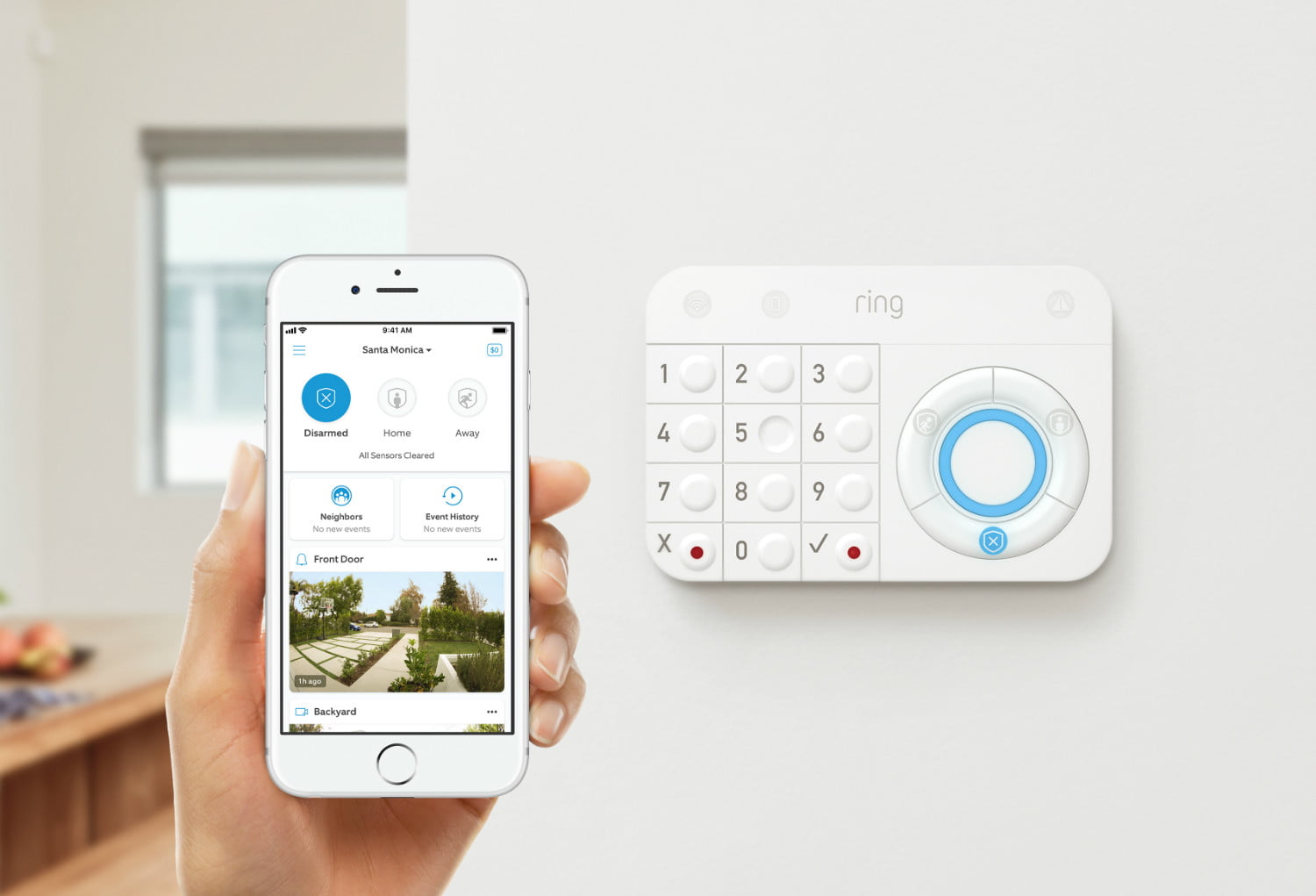 The Best Home Security Systems Of 2018 Digital Trends. Ring Alarm Security System Pre Orders Smart Home System1500x1021. Wiring. Adt Home Alarm System Diagrams At Scoala.co