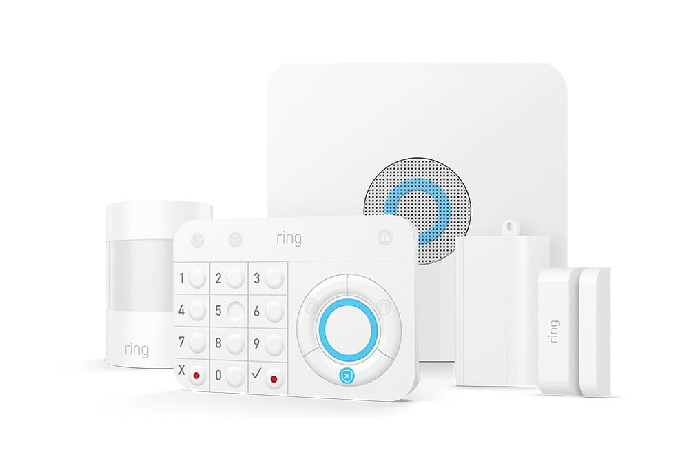 ring security system essentials home kit