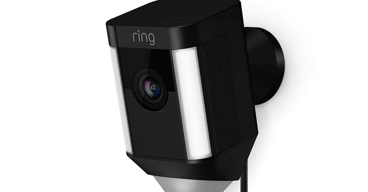 61e16c3d583b Ring Spotlight Cam Wired Review: A Great, Affordable Security Camera |  Digital Trends