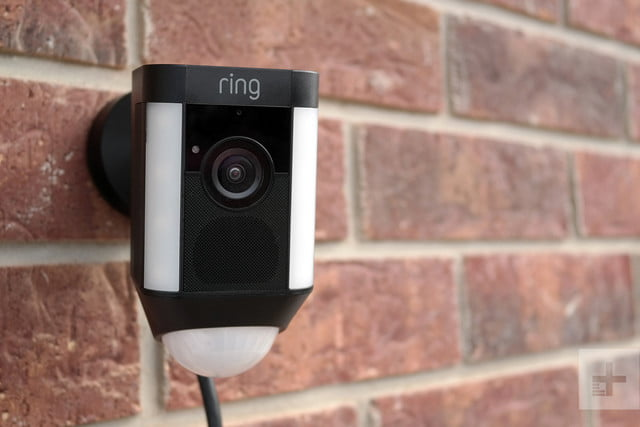 Surprising Ring Spotlight Cam Wired Review A Great Affordable Security Camera Wiring Cloud Rectuggs Outletorg