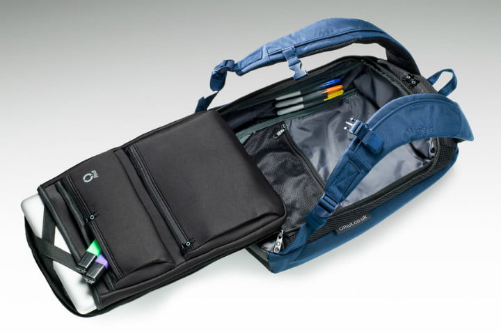 riutbag r15 hands on r10 open