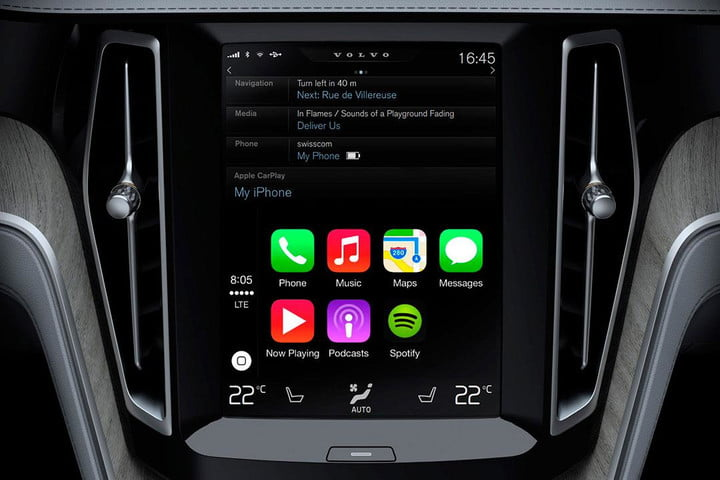 Apple CarPlay coming to 40 different models this year