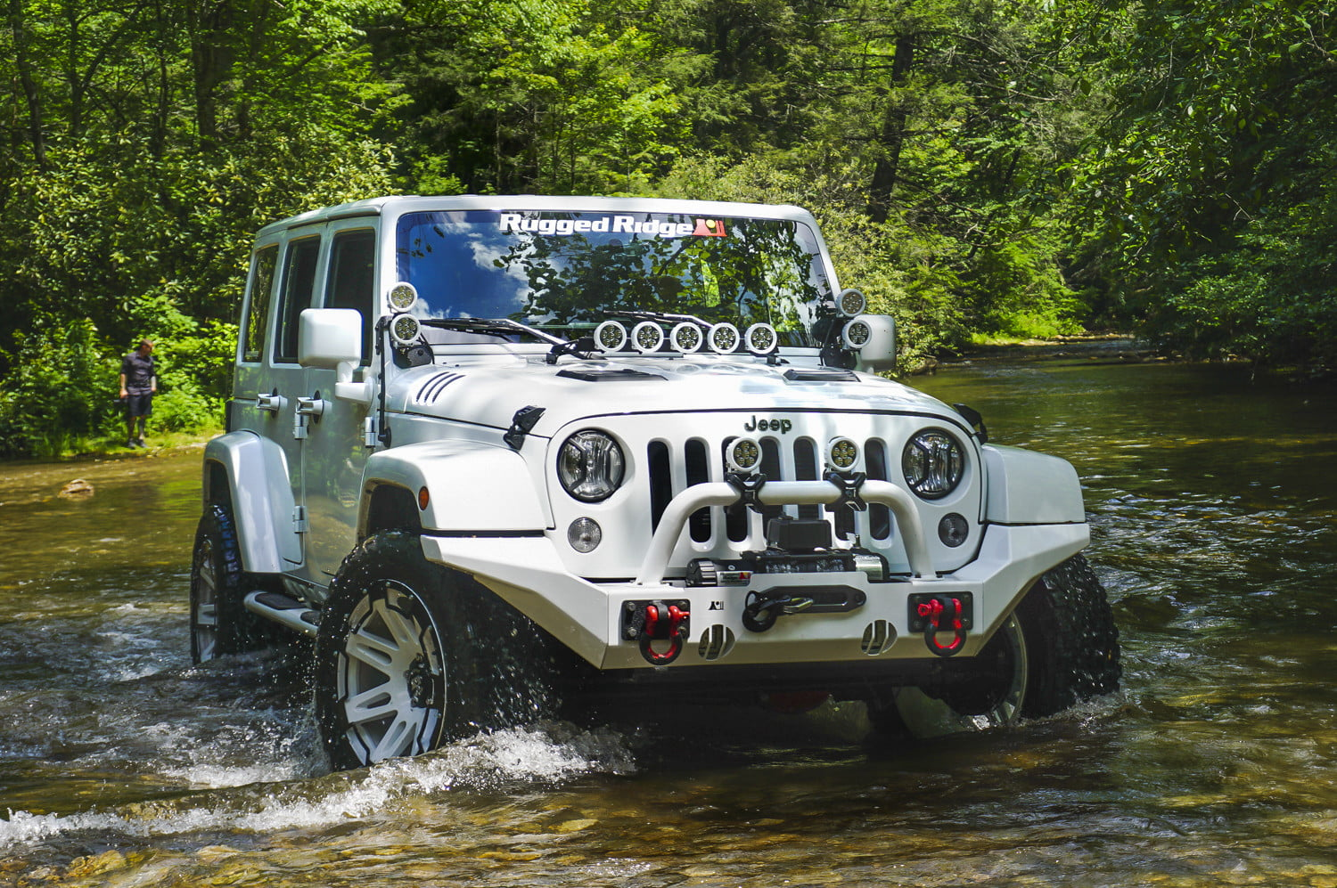 Understanding Americas Jeep Obsession In The Wrangler Unlimited Expo Digital Trends