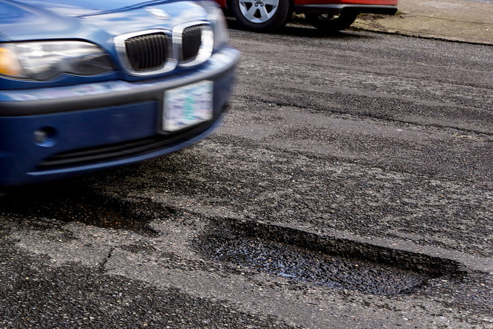How Potholes Form And Damage Your Car And How To Avoid Them