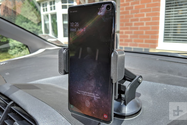ROBOQI Automatic Wireless Car Charger