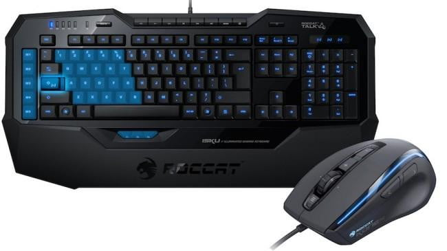 Roccat Isku gaming keyboard and Kone+ mouse review | Digital Trends