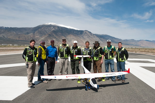 Cloud seeding drone could help mitigate drought in Nevada