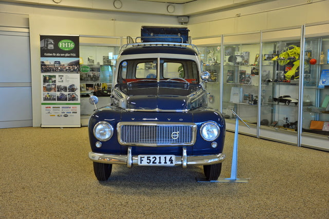 Volvo Museum Gothenburg Pictures History Digital Trends