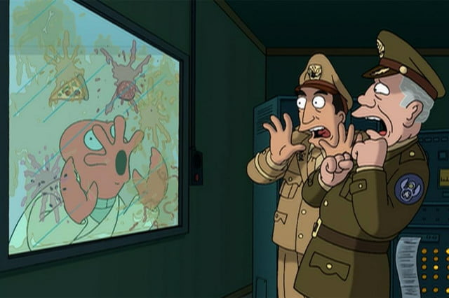 the 15 best futurama episodes roswell 1