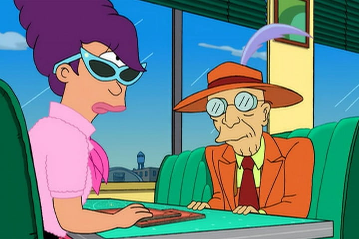 the 15 best futurama episodes roswell 2
