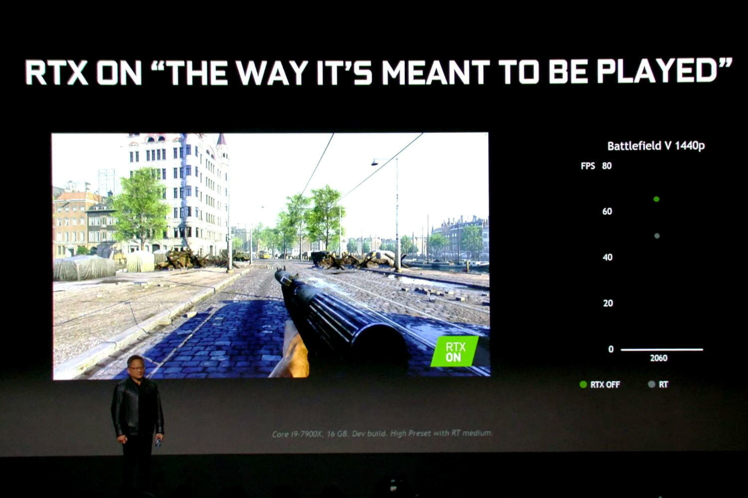 nvidias ces 2019 presentation was all about gaming rtx 2060 33