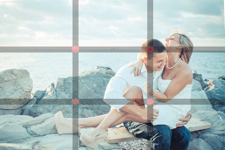 What is the Rule of Thirds?