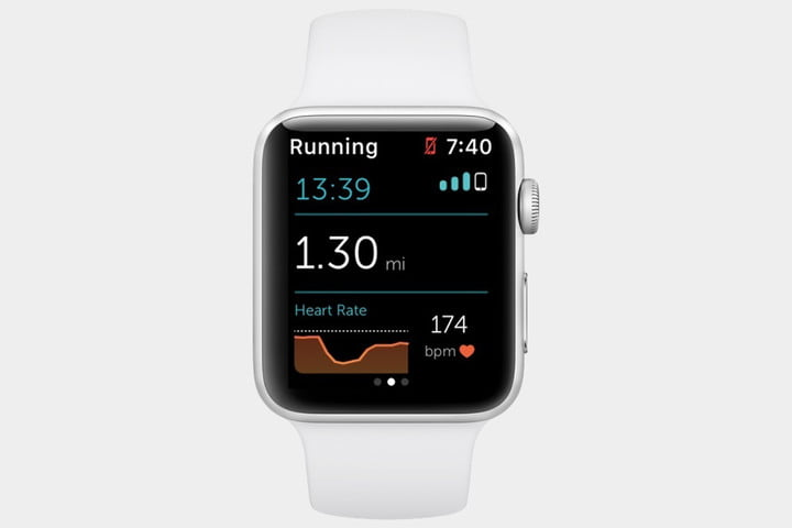 best fitness apps for the Apple Watch Runkeeper