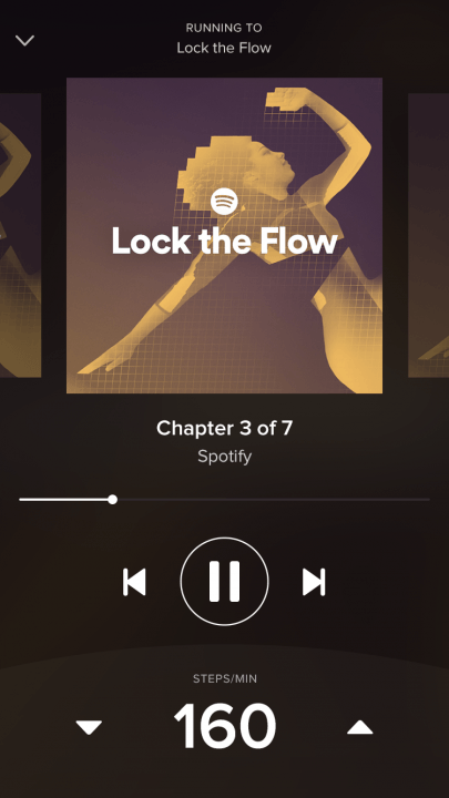 spotify adds video podcasts and running music features screenshot 3