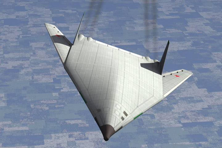 Russia's new stealth bomber will reportedly be capable of launching nukes from space
