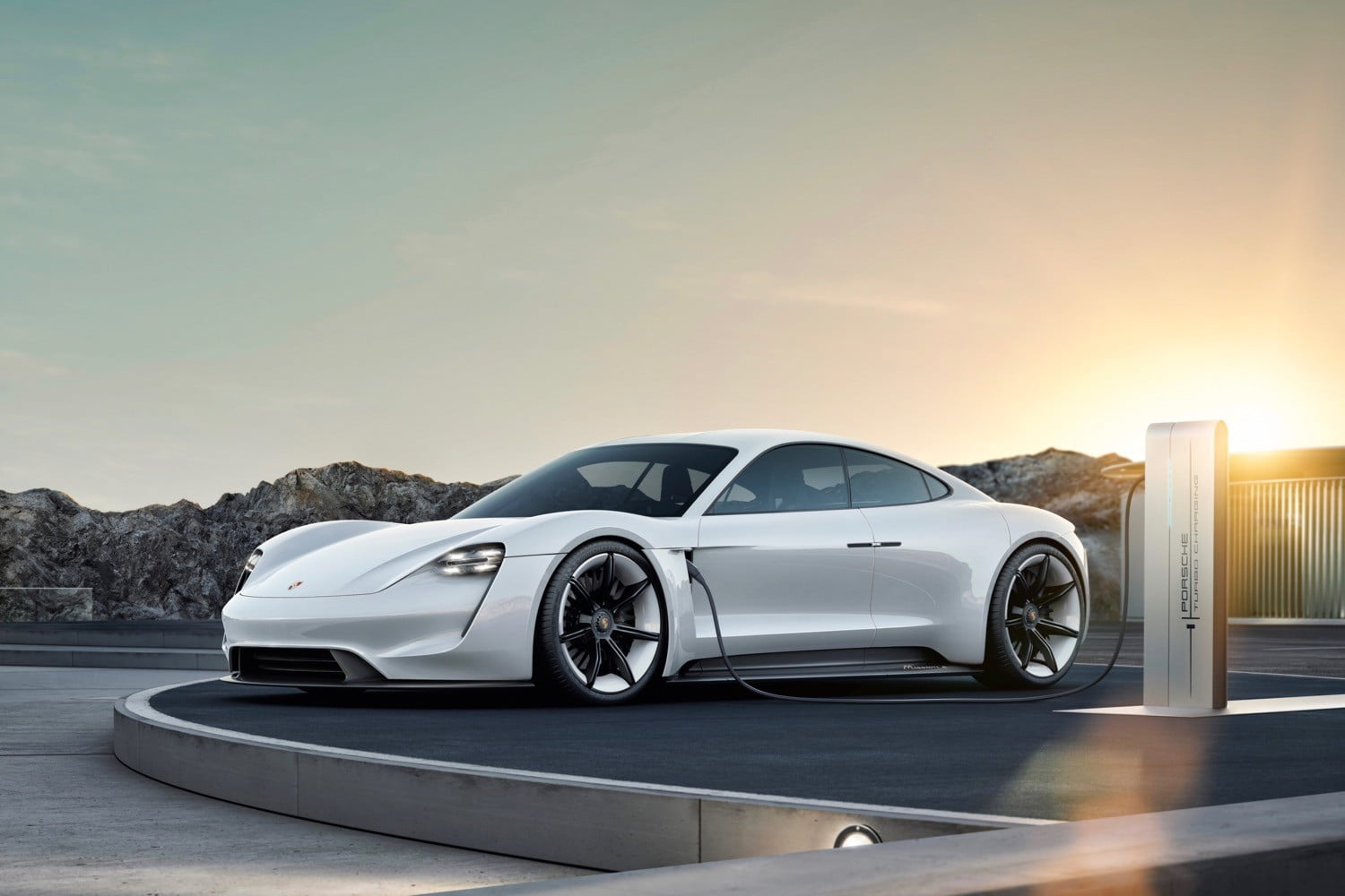 Porsche Taycan Electric Car Attracts More Than 20k Customer Deposits Digital Trends