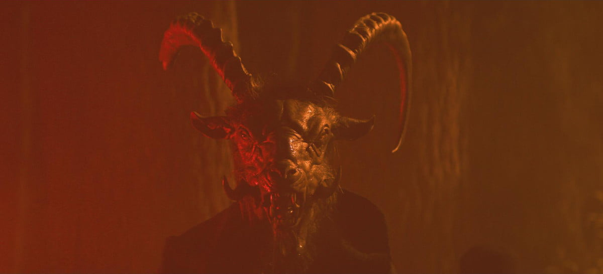 chilling adventures of sabrina visual effects vfx minotaur