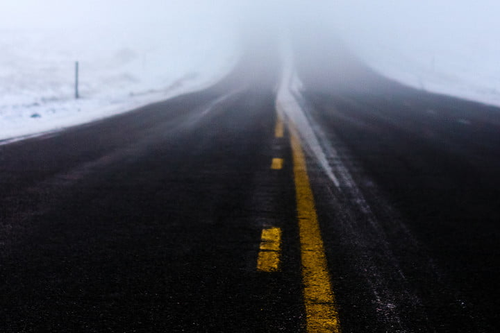 Scientists have developed a new salt-filled asphalt that prevents ice from forming on roads
