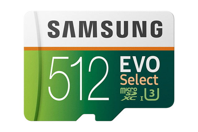 Save up to $100 on Samsung MicroSD EVO Select memory cards at Amazon