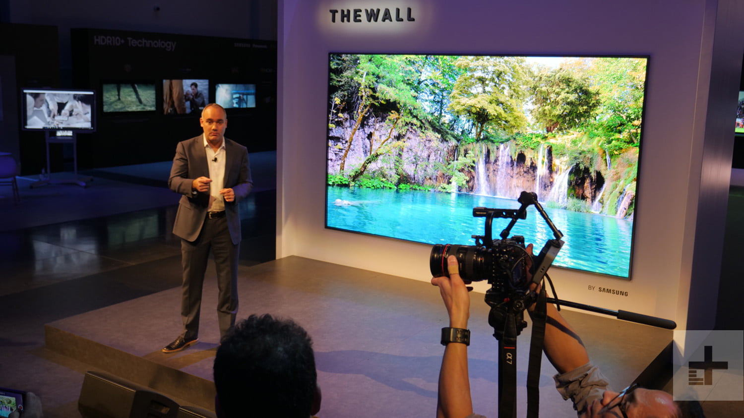 Samsung The Wall MicroLED and 85-inch QLED TV | First Look Video