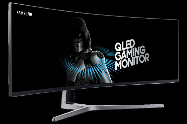 Samsung S 49 Inch Quantum Gaming Monitor Redefines Ultrawide