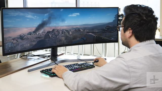 Samsung CHG90 Ultrawide Monitor review