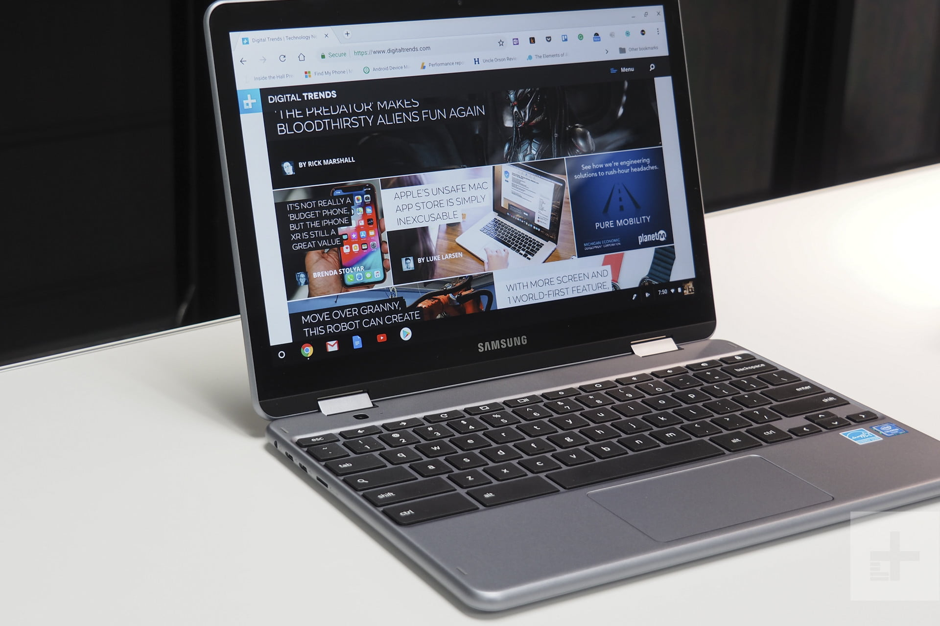 Samsung Chromebook Plus V2 With Core M3 CPU is Now $100 Off